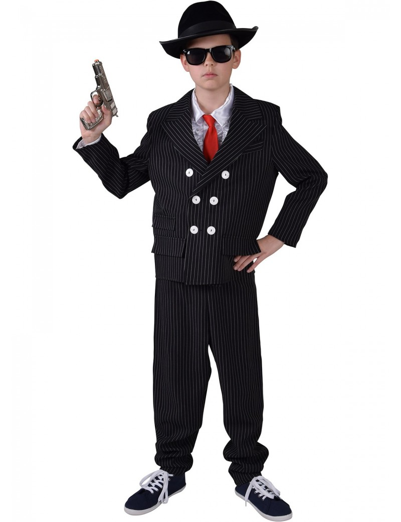 1920s Gangster Kids Costume