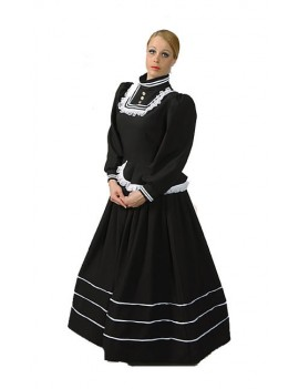 Victorian Schoolmistress Costume