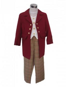 Victorian Gentlemen Boys Costume