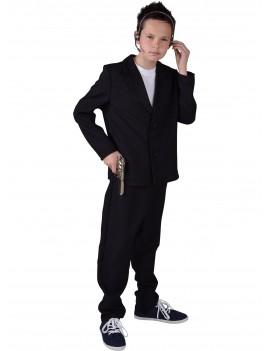 Bodyguard Kids Costume