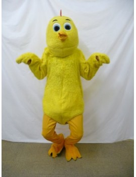 Easter Chick Costume