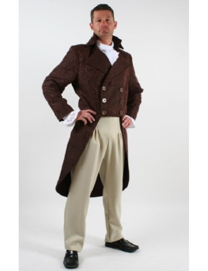 Mr Darcy Brown And Beige