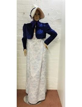 Jane Austen Purple And White