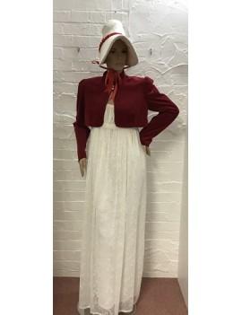 Jane Austen Red And White