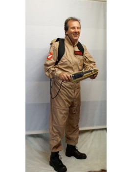 Ghostbusters Costume T1A T1B
