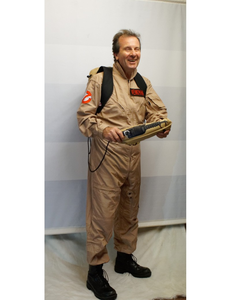 Ghostbusters Hire Adult Costume T1A T1B