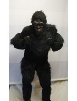 Gorilla Ape Animal Hire Rental Deluxe Costume