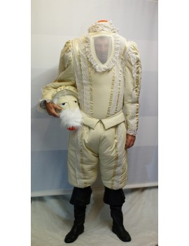 Headless Ghost Hire Costume Sandroy
