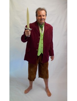The Hobbit Hire Adult Costume BZ37 BZ37A