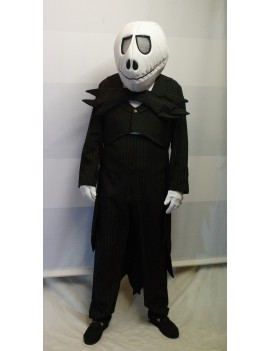 Jack Skeleton Hire Costume Sandroy S0