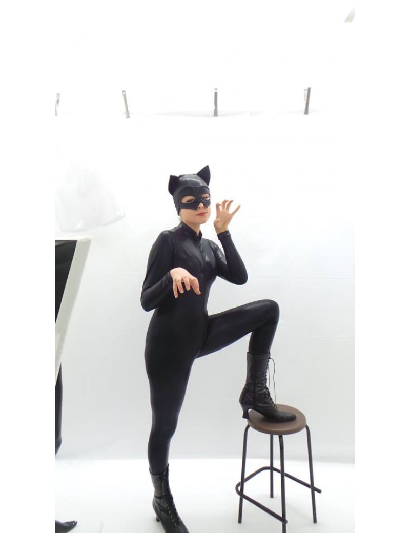Catwoman Costume To Hire Make Believe CF4 CF4A
