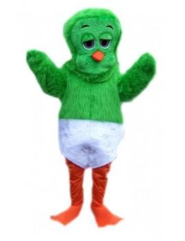 Orville Duck hire rental deluxe mascot costume