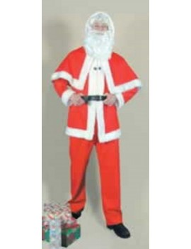Santa Claus Deluxe Costume Pams Of Gainsborough FP12