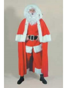 Santa Claus Deluxe Costume Pams Of Gainsborough FP11