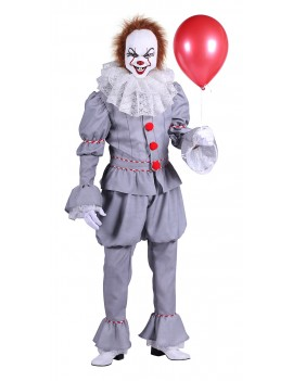 Pennywise Clown IT Costume 2017 Thetru