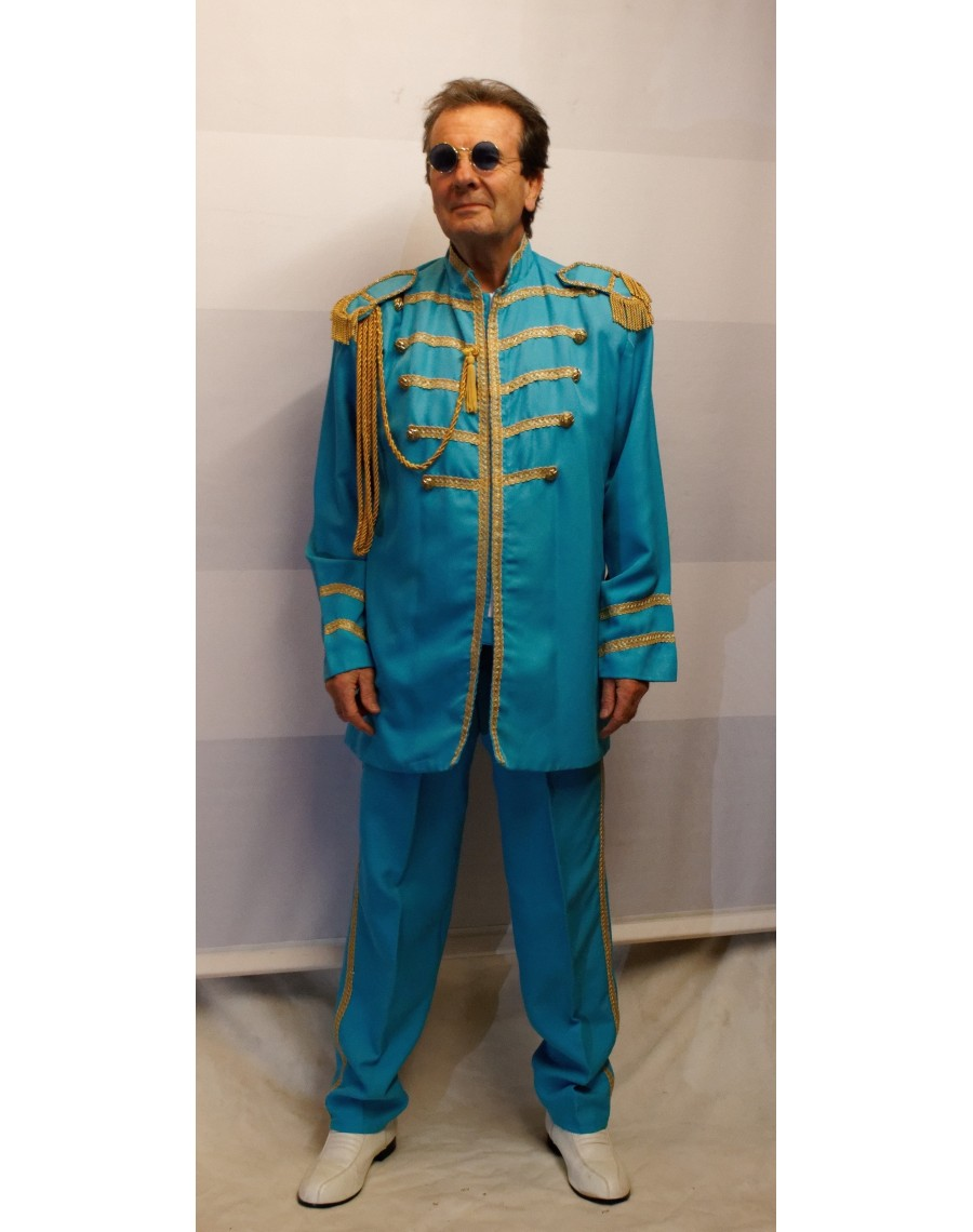 Costume Sgt Pepper Costume 1960s Mens Costume Costume To Hire