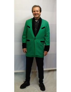 1950s Teddy Boy Suit Green DH12