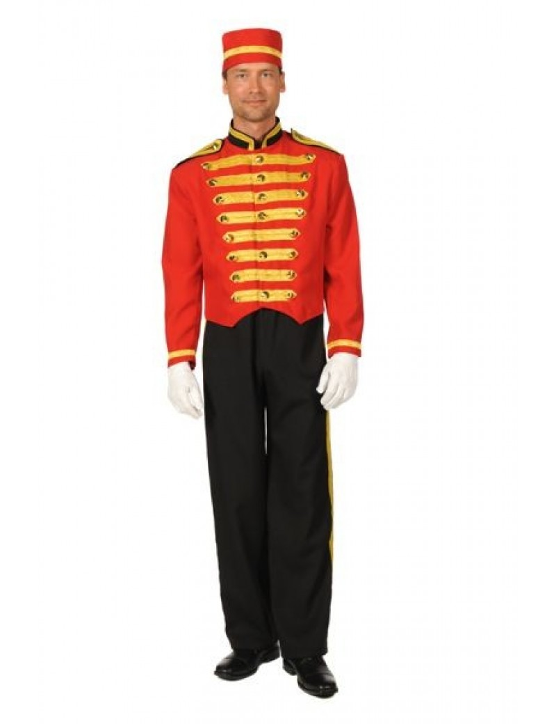 Buttons Bellboy Costume Thetru