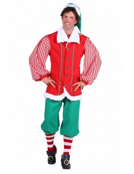 Santa Helpers Elf Costume Thetru