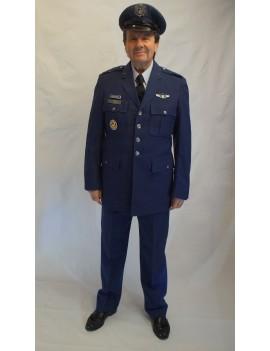 US Airforce Major Adult American Uniform Costume Hire FV2