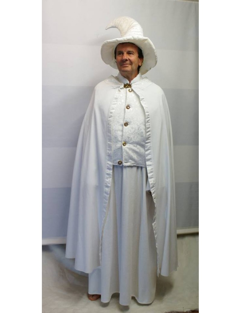 Gandalf  White Wizard Costume