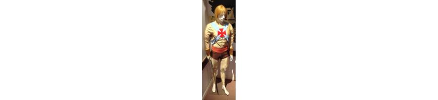 1980s - 1990s Costumes