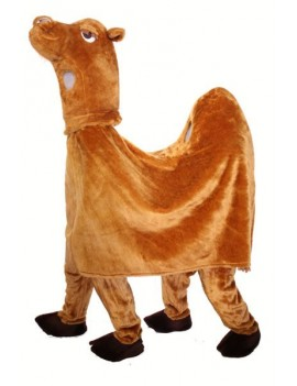 Camel 2 person animal hire rental deluxe Panto  Arabian Nights  mascot costume
