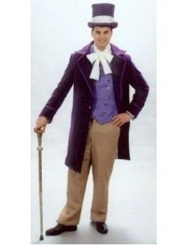 Willy Wonka Costume BX1