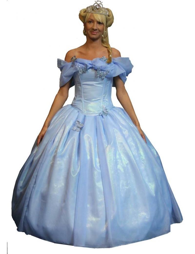 Cinderella Hire Costume Make Believe BH12AA