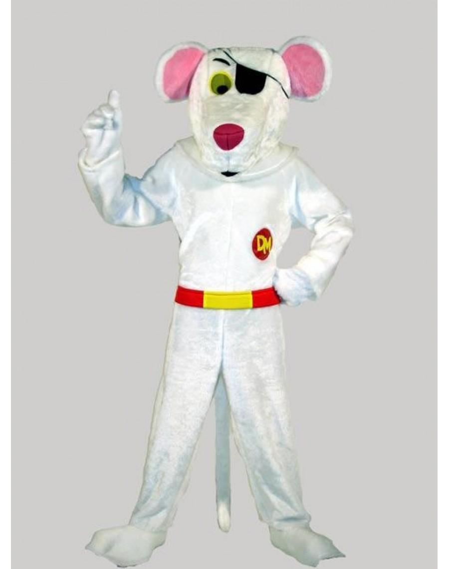 Danger Mouse 80s Secret Agent Costume