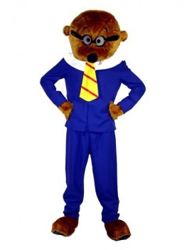 Danger Mouse Penfold Mole 80s Secret Agent Costume