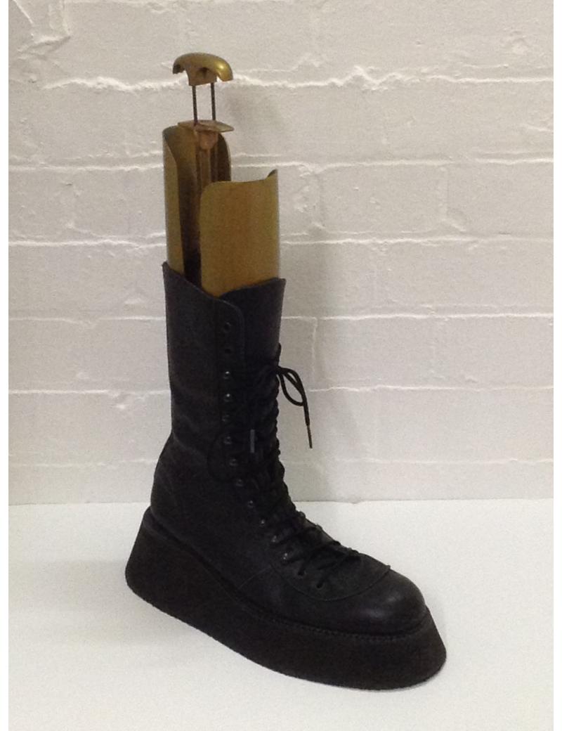 Frankenstein Monster Black Boots UK 9