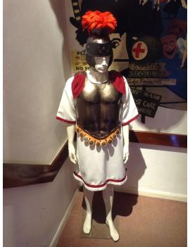Roman Gladiator Adult Costume Le Piccole Cosi