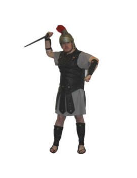 Gladiator Roman Costume Make Believe DJ28