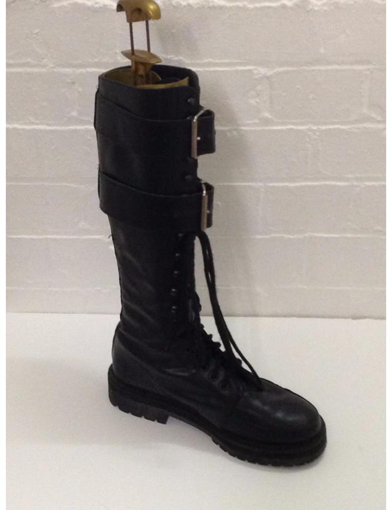 Lara Croft Long Boots Fantasy Shoes UK 6