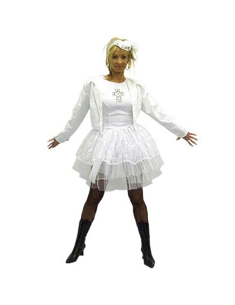 Madonna Like A Virgin 80s Costume Make Believe BV2A