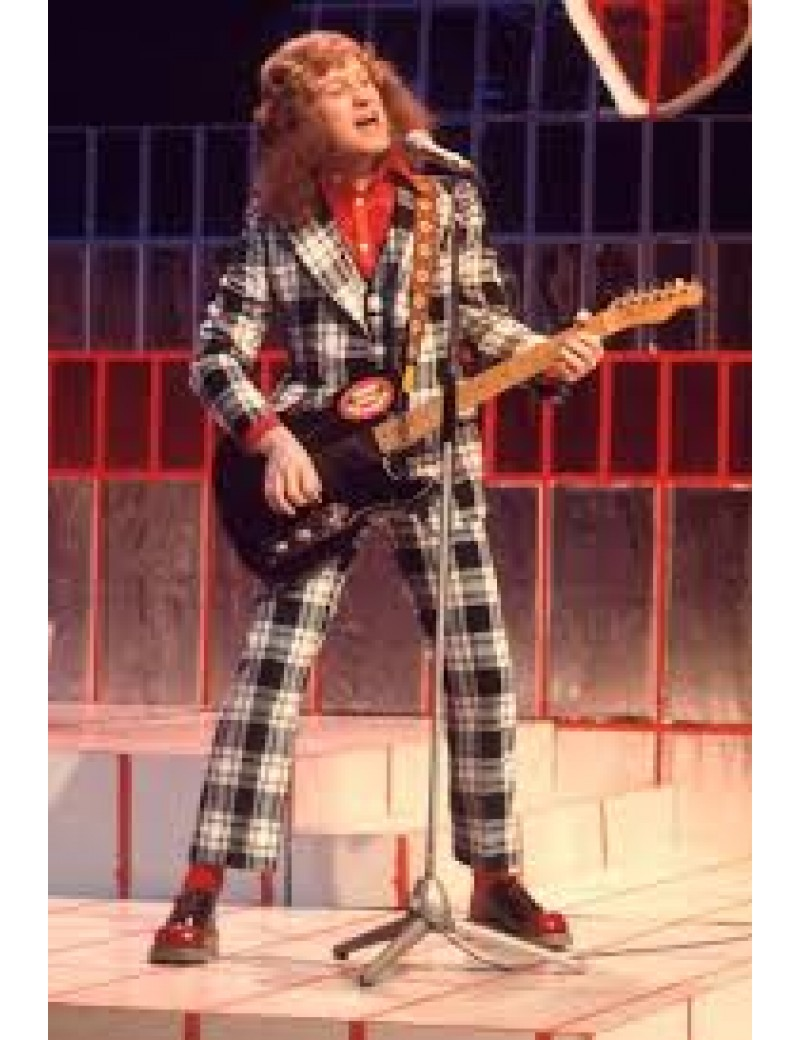 Noddy Holder Slade 70s pop star deluxe hire rental mens costume Sandroy DA18