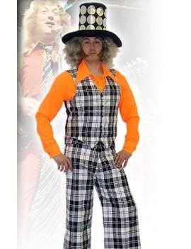 Noddy Holder Slade mens 70s hire rental deluxe costume Make Believe DA18A / B