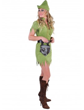 Peter Pan Elf womans book day tv film Disney style hire costume Magic By Freddys BU15A