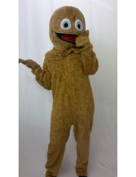 Rainbow Zippy Mascot Costume