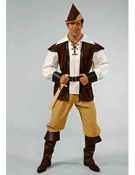 Robin Hood Hire Costume Magic By Freddys BU14