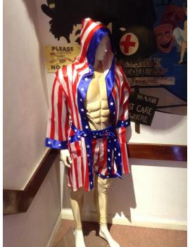 Rocky Balboa IV Costume BZ36+DC23