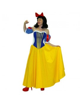 Snow White Hire Costume Make Believe BY12B BY14