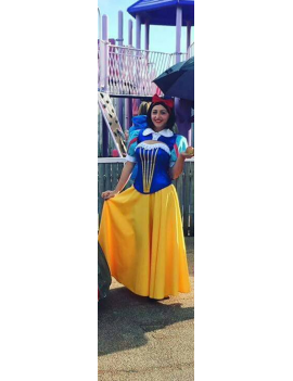 Snow White Hire Costume Make Believe BY14D