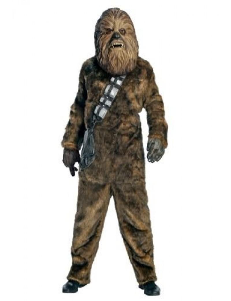 Star Wars Chewbacca Costume Rubies Masquerade CW3