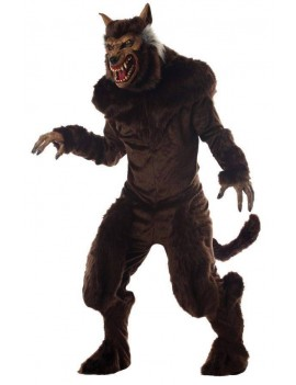 Werewolf Halloween Beast Hire Rental Costume Palmer Agencies S1