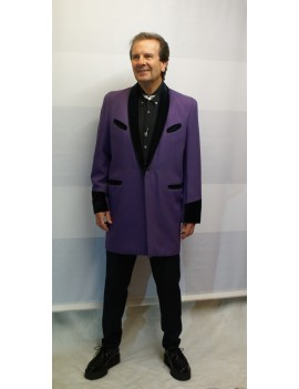 1950s Teddy Boy Suit Purple DH14